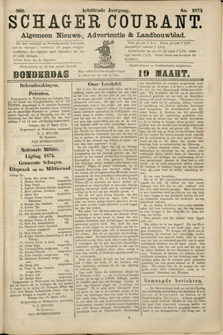 Schager Courant 1874-03-19