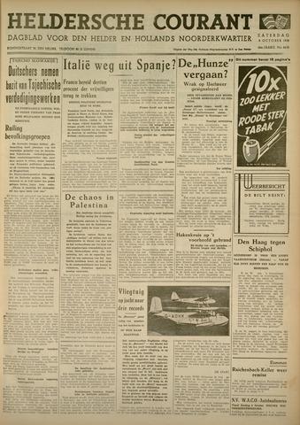 Heldersche Courant 1938-10-08