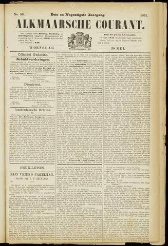 Alkmaarsche Courant 1891-05-20