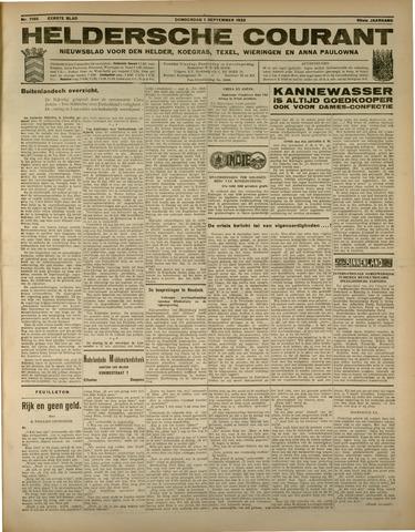 Heldersche Courant 1932-09-01