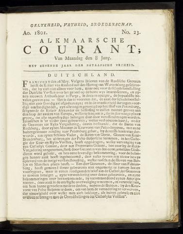 Alkmaarsche Courant 1801-06-08