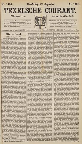 Texelsche Courant 1901-08-22