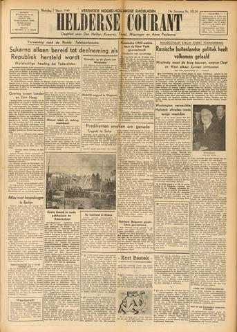 Heldersche Courant 1949-03-07