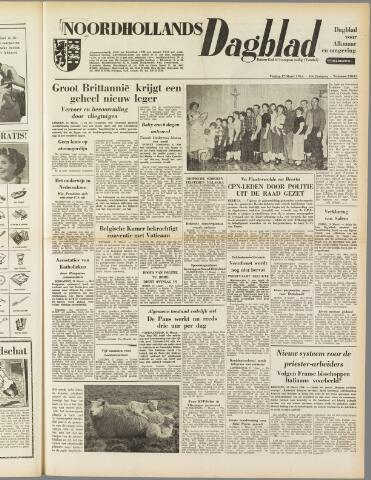 Noordhollands Dagblad : dagblad voor Alkmaar en omgeving 1954-03-12