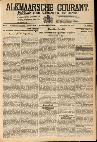 Alkmaarsche Courant 1934-11-16