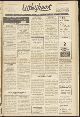 Uitkijkpost : nieuwsblad voor Heiloo e.o. 1963-05-02