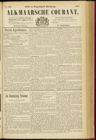 Alkmaarsche Courant 1896-08-19