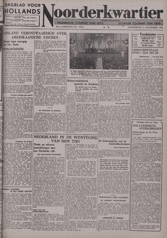 Dagblad voor Hollands Noorderkwartier 1941-11-06