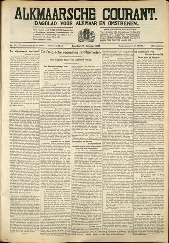 Alkmaarsche Courant 1937-10-26
