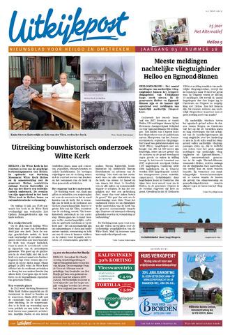 Uitkijkpost : nieuwsblad voor Heiloo e.o. 2017-07-12