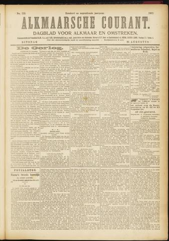Alkmaarsche Courant 1917-08-21