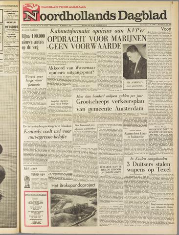 Noordhollands Dagblad : dagblad voor Alkmaar en omgeving 1963-07-17