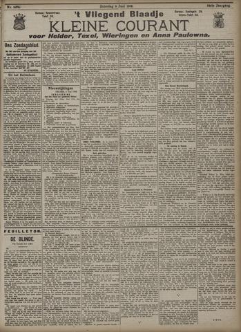 Vliegend blaadje : nieuws- en advertentiebode voor Den Helder 1906-06-09