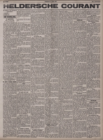 Heldersche Courant 1917-06-05