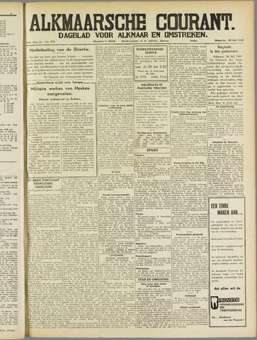 Alkmaarsche Courant 1941-07-28