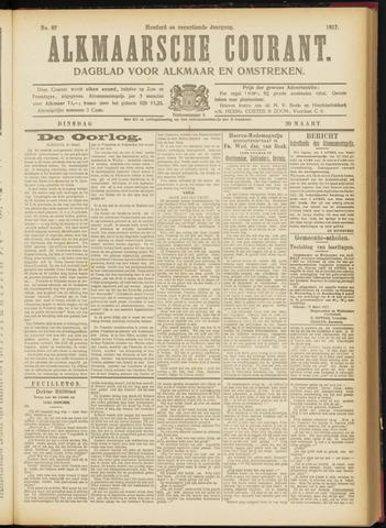 Alkmaarsche Courant 1917-03-20