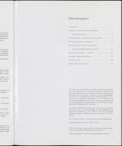 Jaarboek Oud Castricum 1994-11-01
