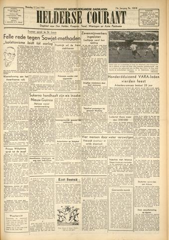 Heldersche Courant 1950-06-12