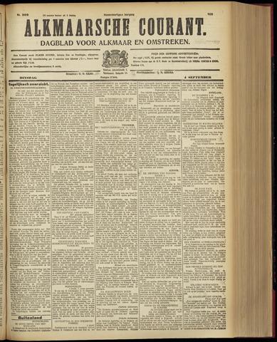 Alkmaarsche Courant 1928-09-04