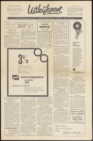 Uitkijkpost : nieuwsblad voor Heiloo e.o. 1966
