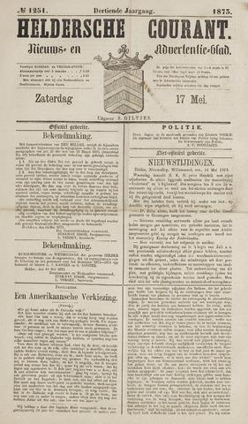 Heldersche Courant 1873-05-17