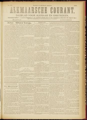 Alkmaarsche Courant 1916-12-11