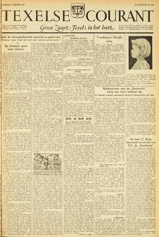 Texelsche Courant 1950-02-18