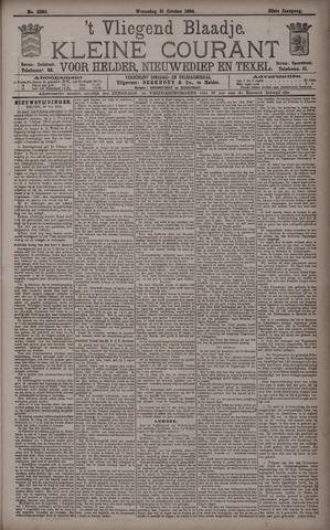Vliegend blaadje : nieuws- en advertentiebode voor Den Helder 1894-10-31