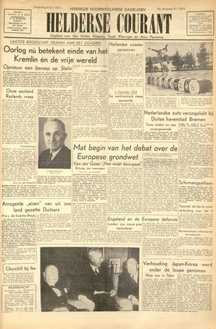Heldersche Courant 1953-01-08