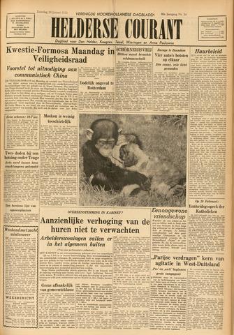 Heldersche Courant 1955-01-29