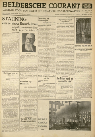 Heldersche Courant 1940-07-09
