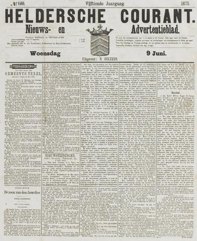 Heldersche Courant 1875-06-09