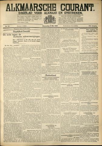 Alkmaarsche Courant 1933-05-03