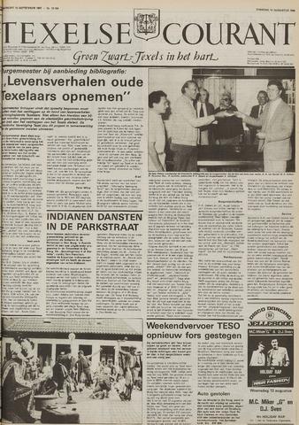Texelsche Courant 1986-08-12