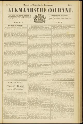 Alkmaarsche Courant 1895-06-23