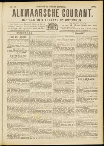 Alkmaarsche Courant 1906-03-07