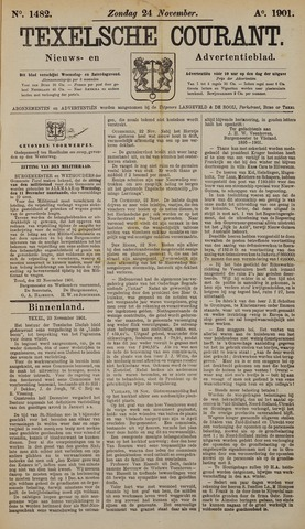 Texelsche Courant 1901-11-24