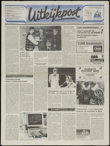 Uitkijkpost : nieuwsblad voor Heiloo e.o. 1994-12-07