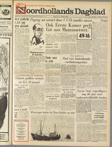 Noordhollands Dagblad : dagblad voor Alkmaar en omgeving 1963-02-13