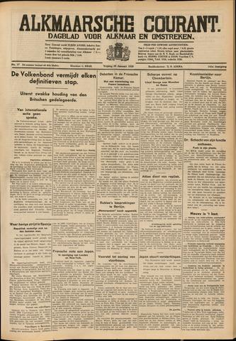Alkmaarsche Courant 1939-01-20