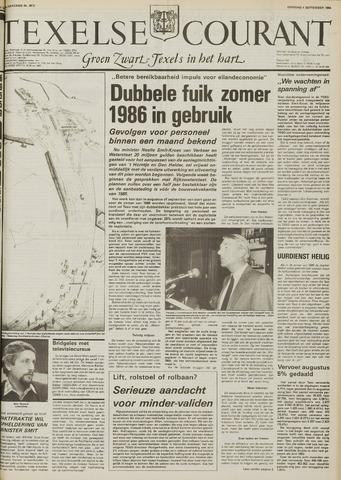 Texelsche Courant 1984-09-04
