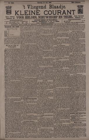 Vliegend blaadje : nieuws- en advertentiebode voor Den Helder 1896-07-18