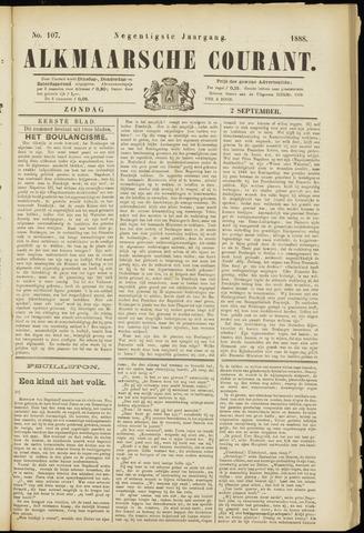 Alkmaarsche Courant 1888-09-02