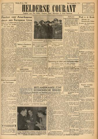 Heldersche Courant 1948-01-20