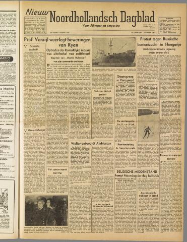 Nieuw Noordhollandsch Dagblad : voor Alkmaar en omgeving 1947-03-08