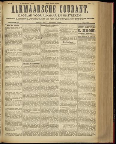 Alkmaarsche Courant 1928-03-08