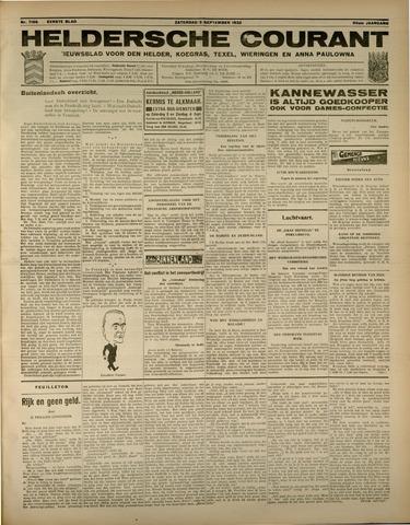 Heldersche Courant 1932-09-03