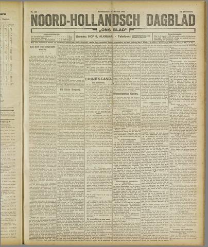 Ons Blad : katholiek nieuwsblad voor N-H 1921-03-10