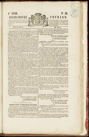 Alkmaarsche Courant 1850-05-27