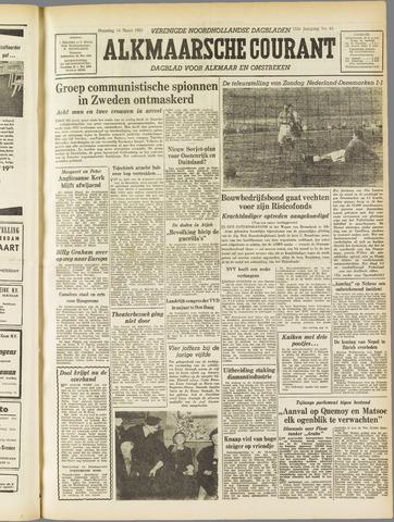 Alkmaarsche Courant 1955-03-14